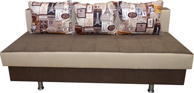 Прямий диван Монтана 2763