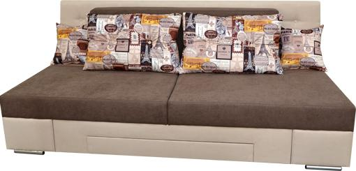 Прямий диван Дамар 3448